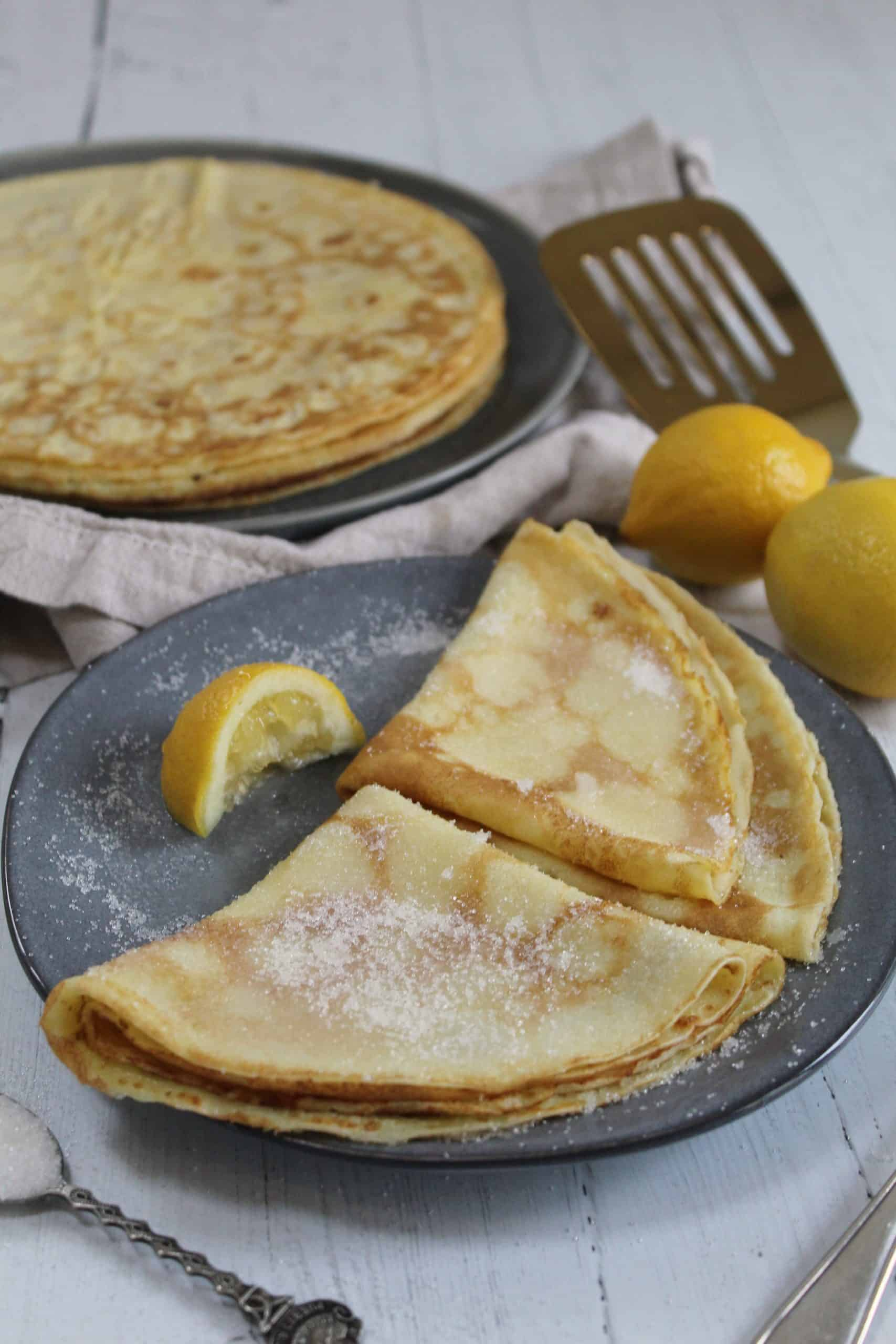 gluten free pancake recipe easy crepe style 10