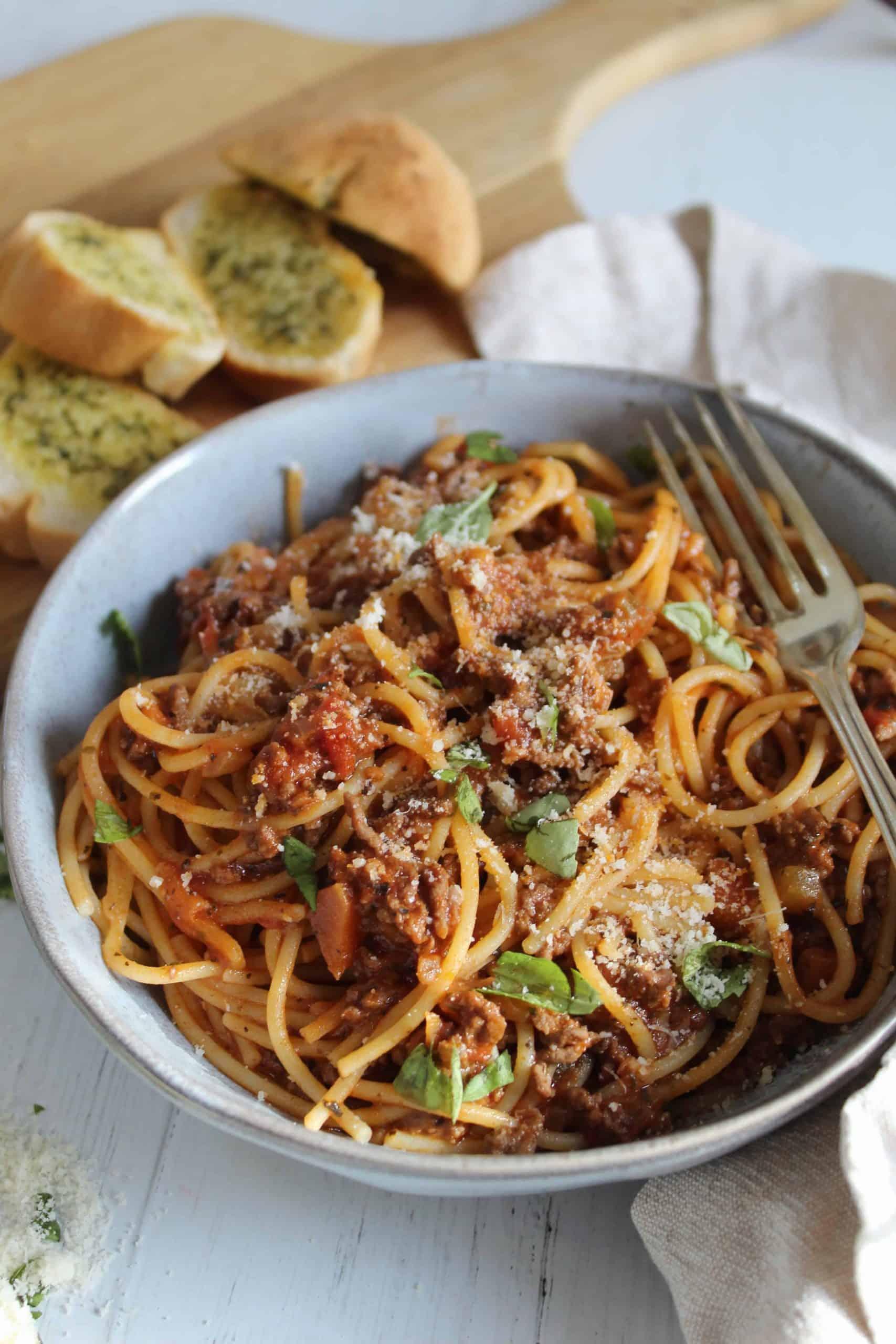 gluten free spaghetti bolognese recipe 23