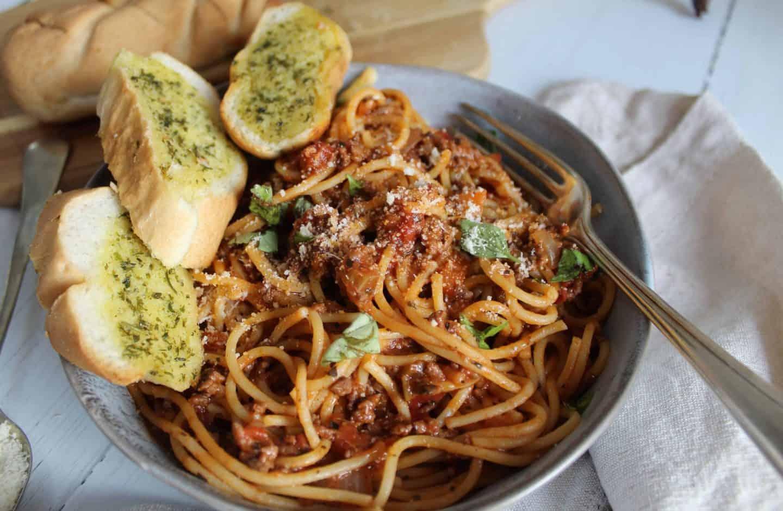 gluten free spaghetti bolognese recipe 60