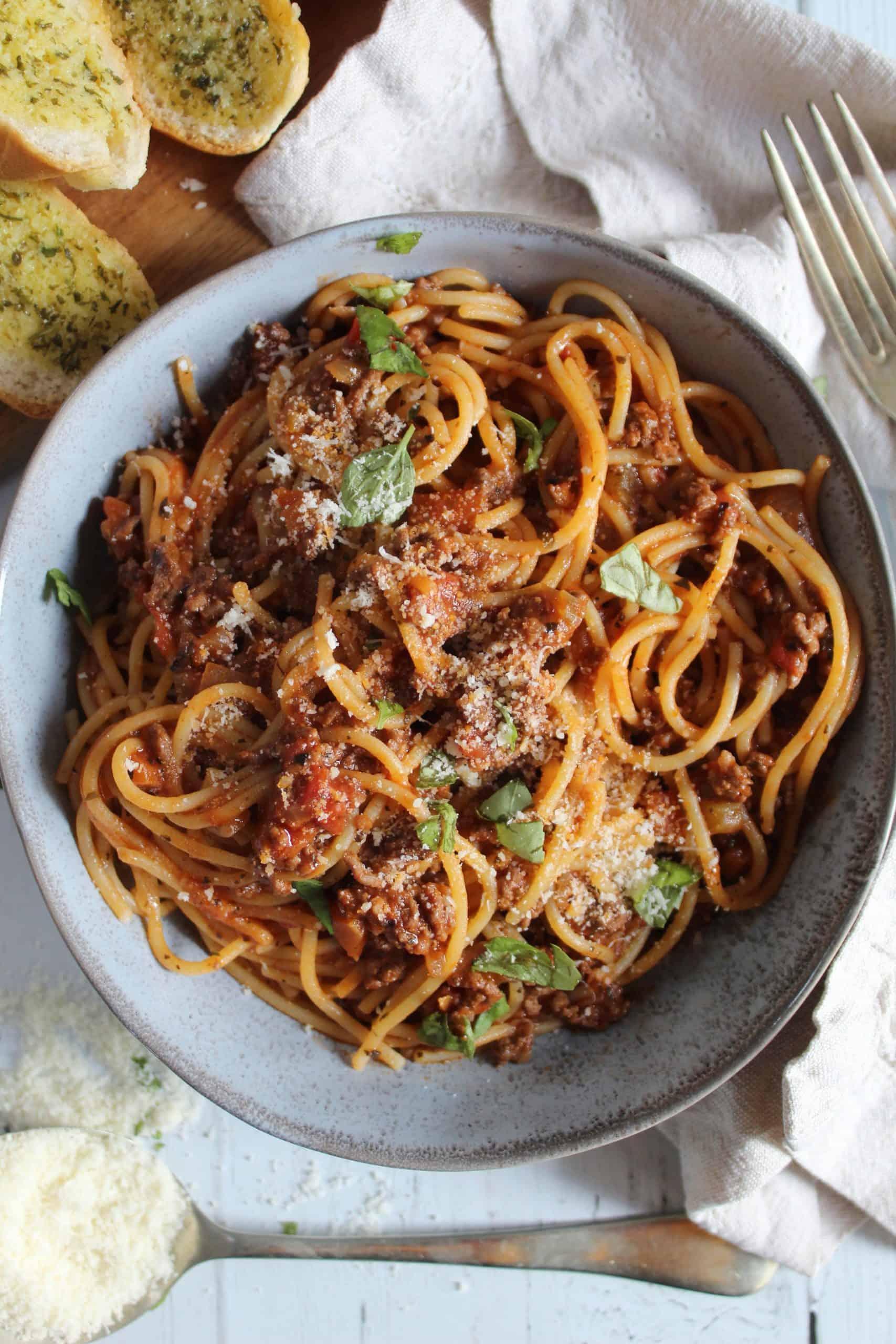 gluten free spaghetti bolognese recipe 8