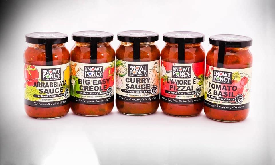 gluten free sauces online nowt poncy