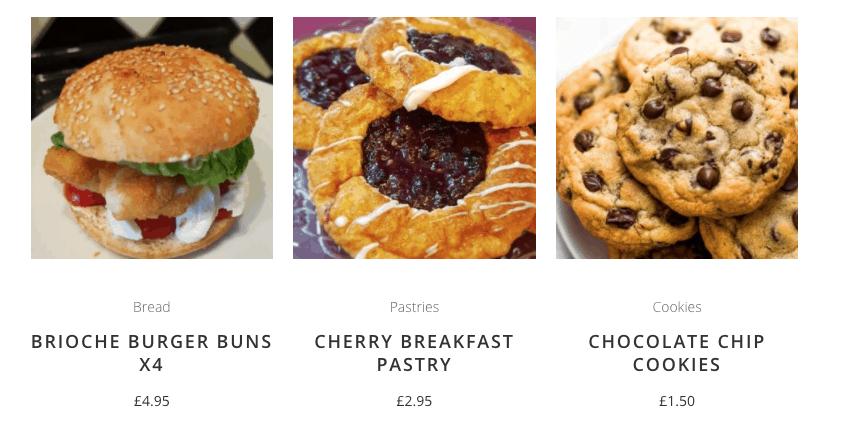 wildcraft bakery gluten free delivery