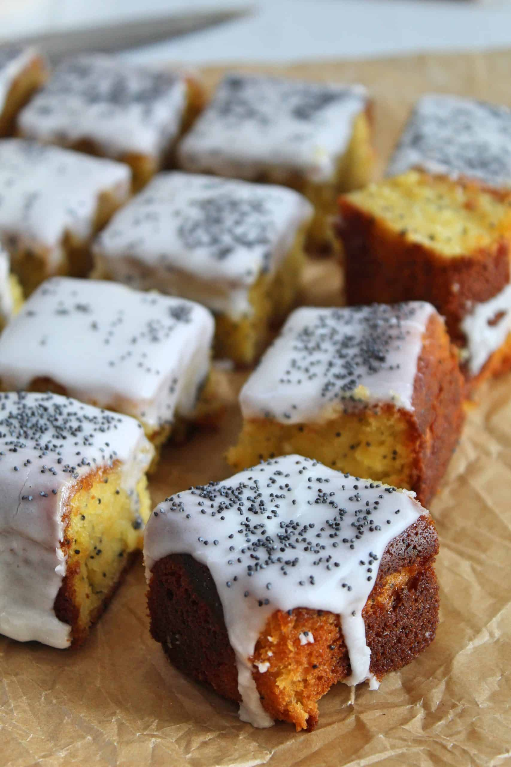 gluten free dairy free lemon poppyseed cake 53