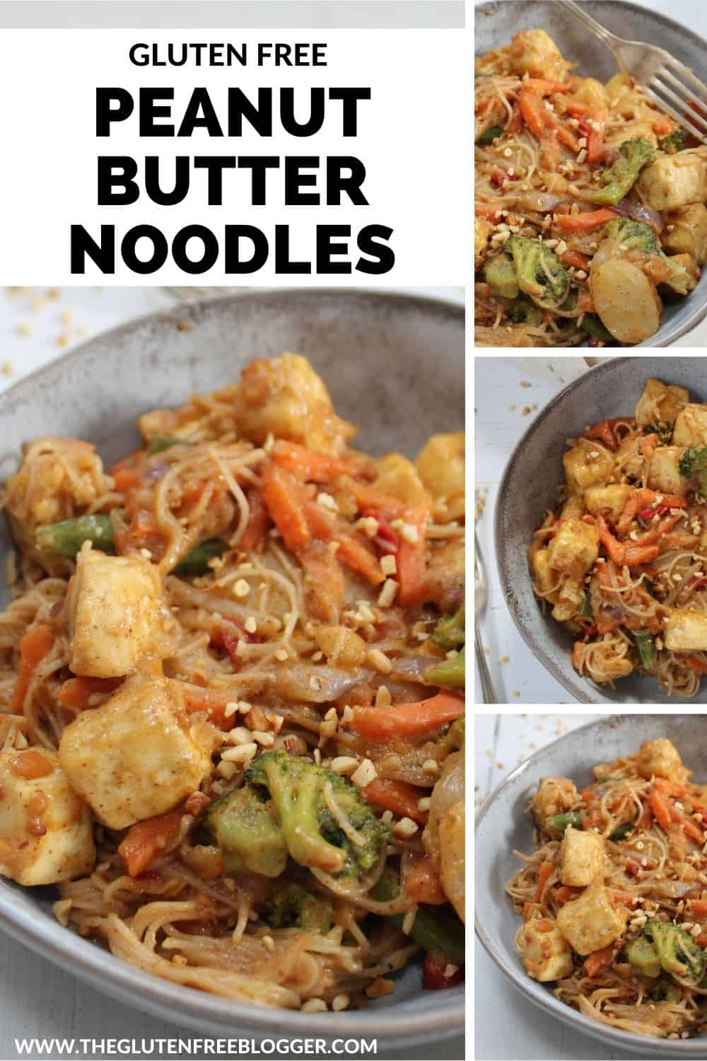 gluten free peanut butter noodles dinner ideas easy gluten free meals dairy free coeliac friendly (1)