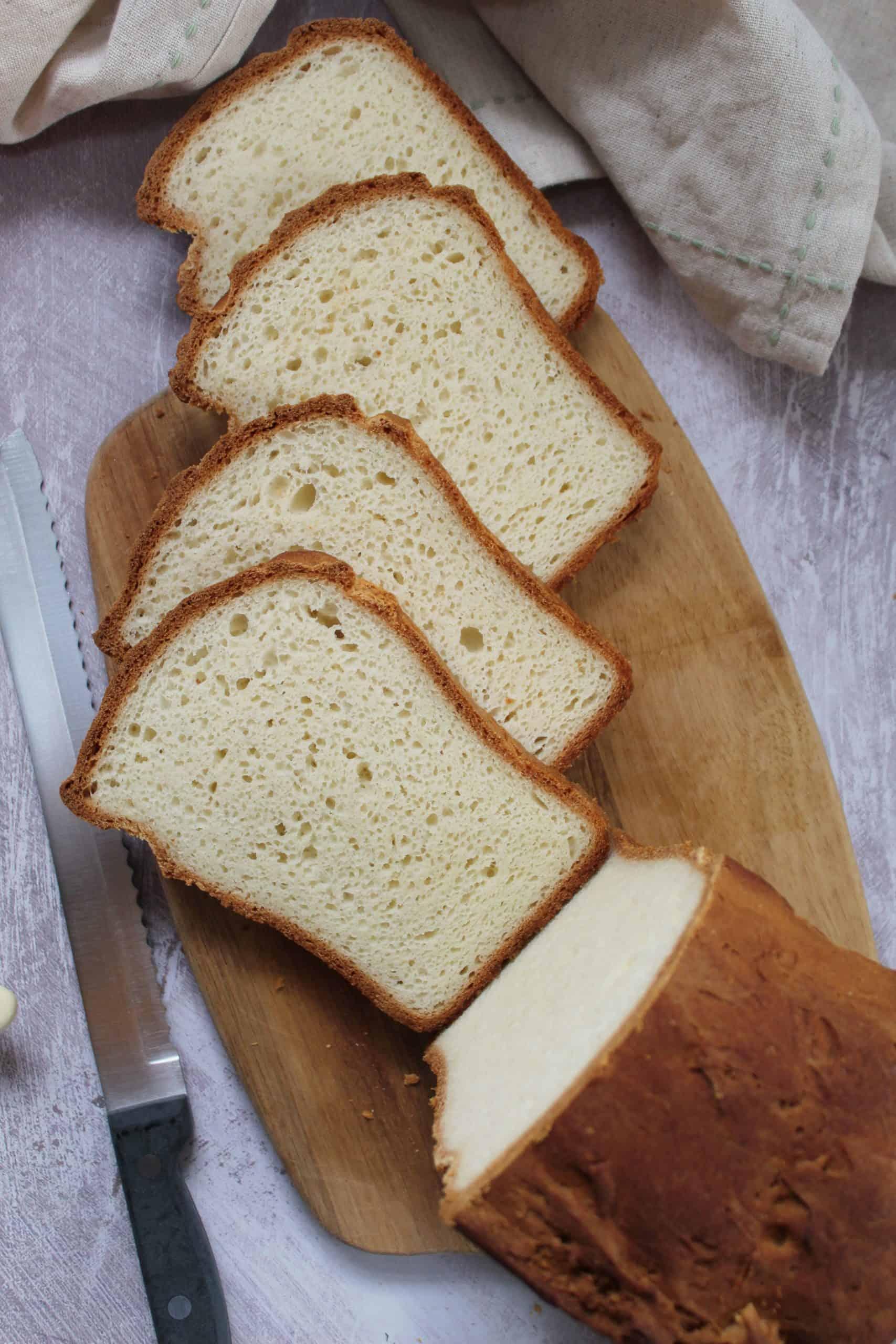 GLUTEN FREE BREAD RECIPE 18