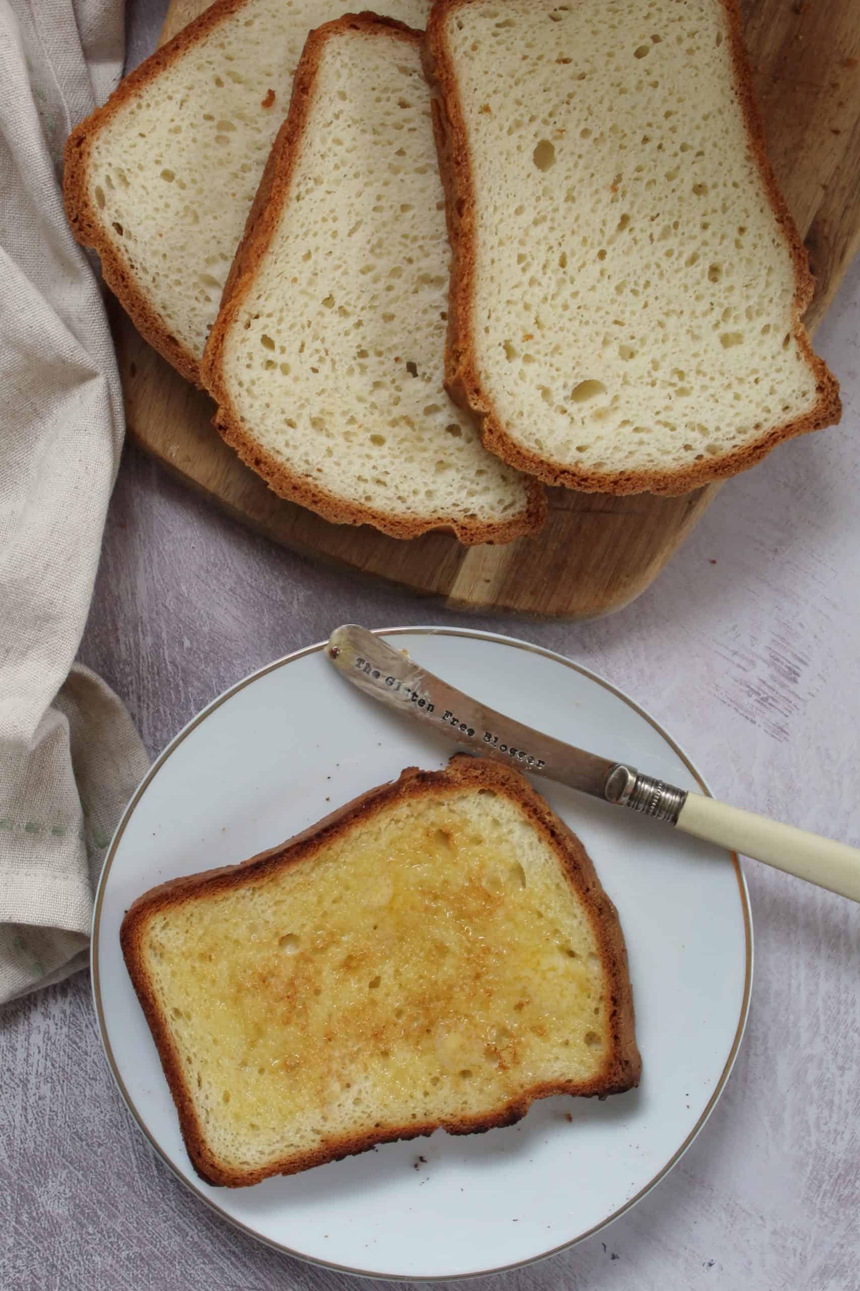 GLUTEN FREE BREAD RECIPE 47