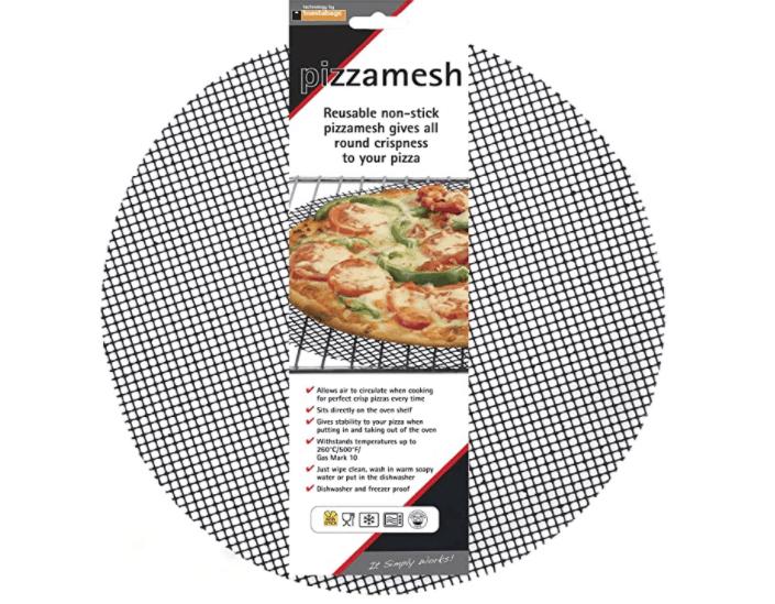Mesh pizza tray