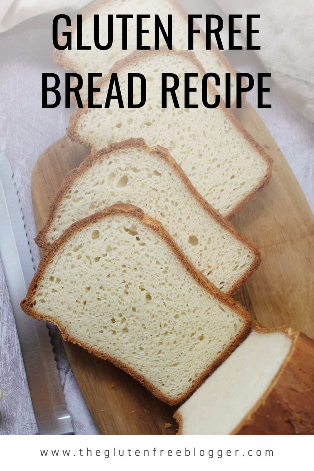 easy gluten free bread recipe basic baking at home dairy free (1)