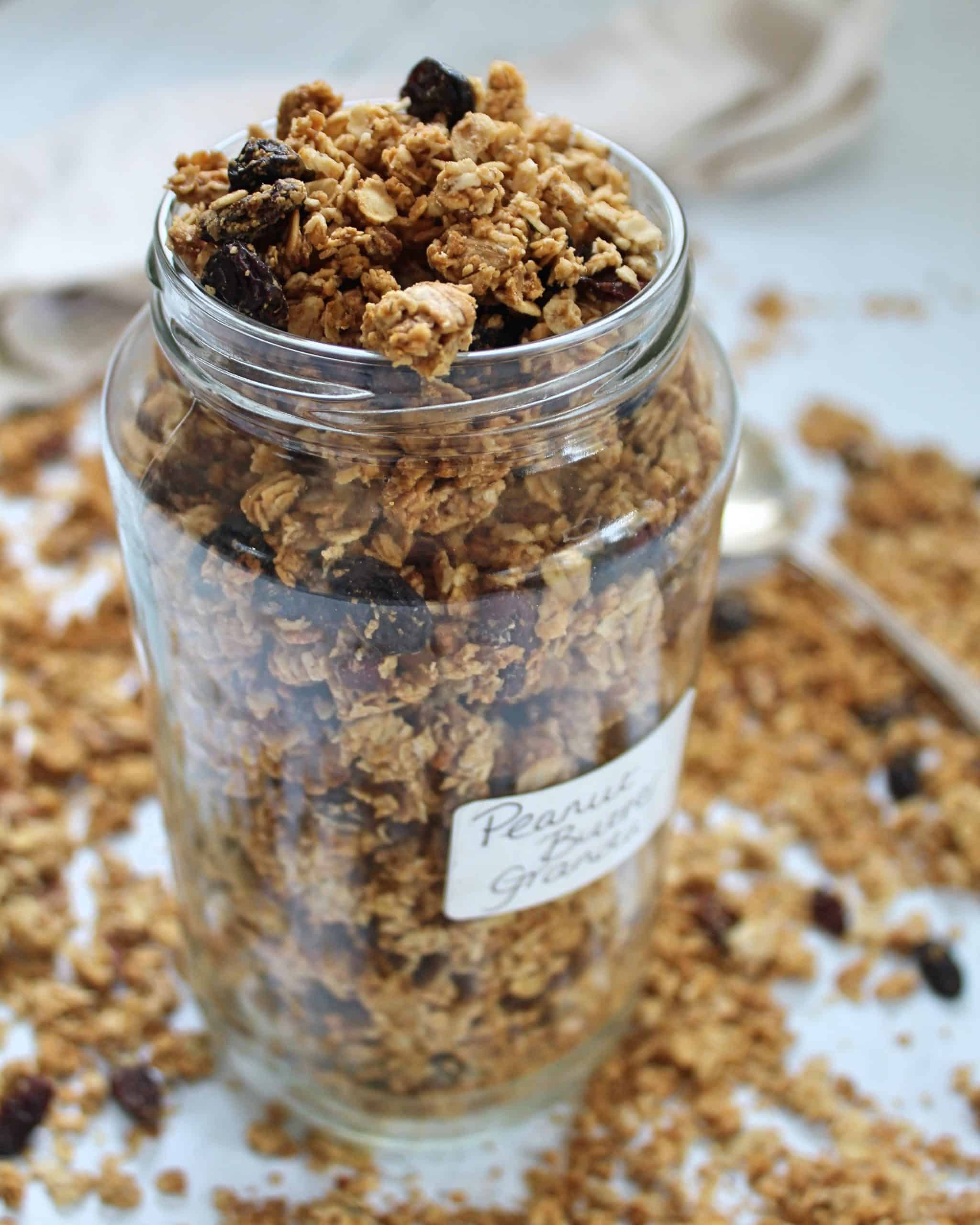 easy gluten free granola recipe 46