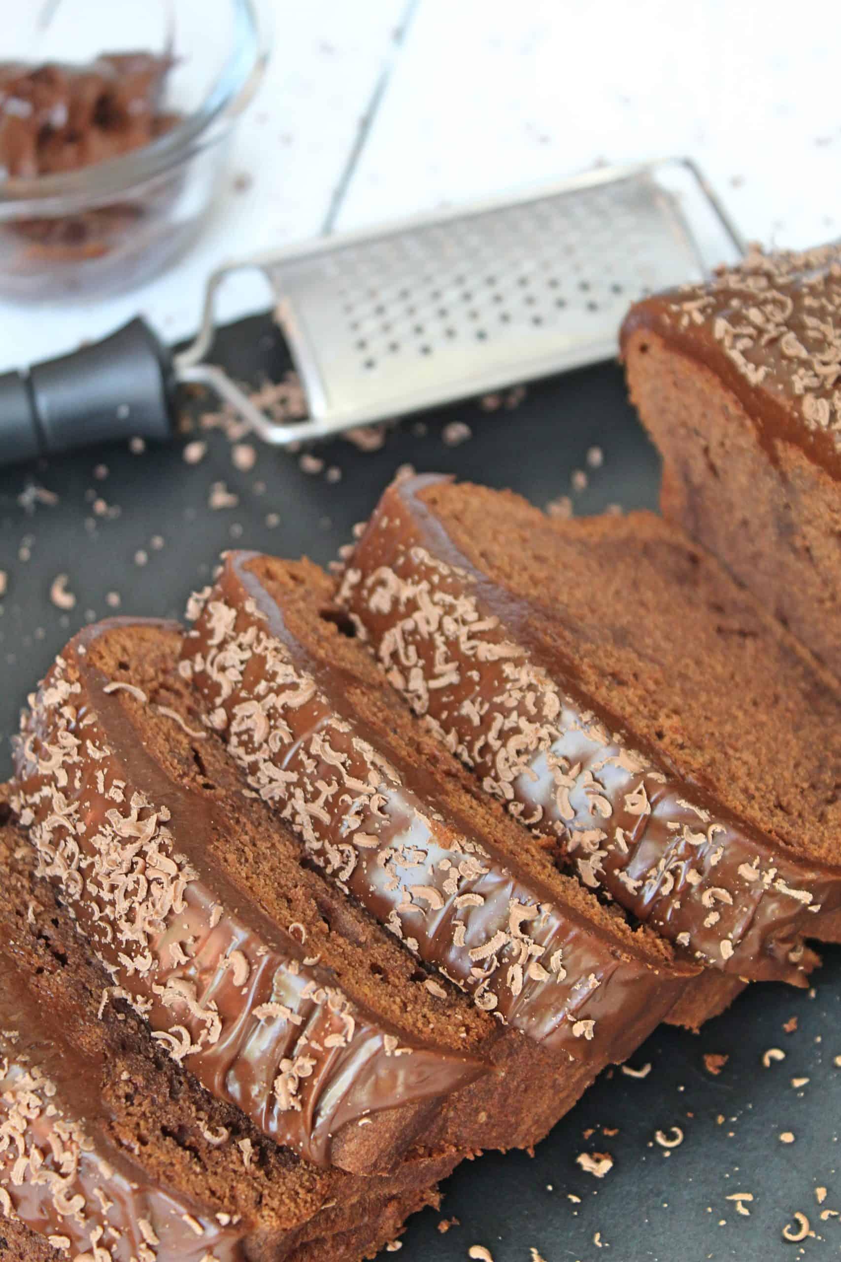 gluten free chocolate coffee cake mocha loaf cake recipe 118
