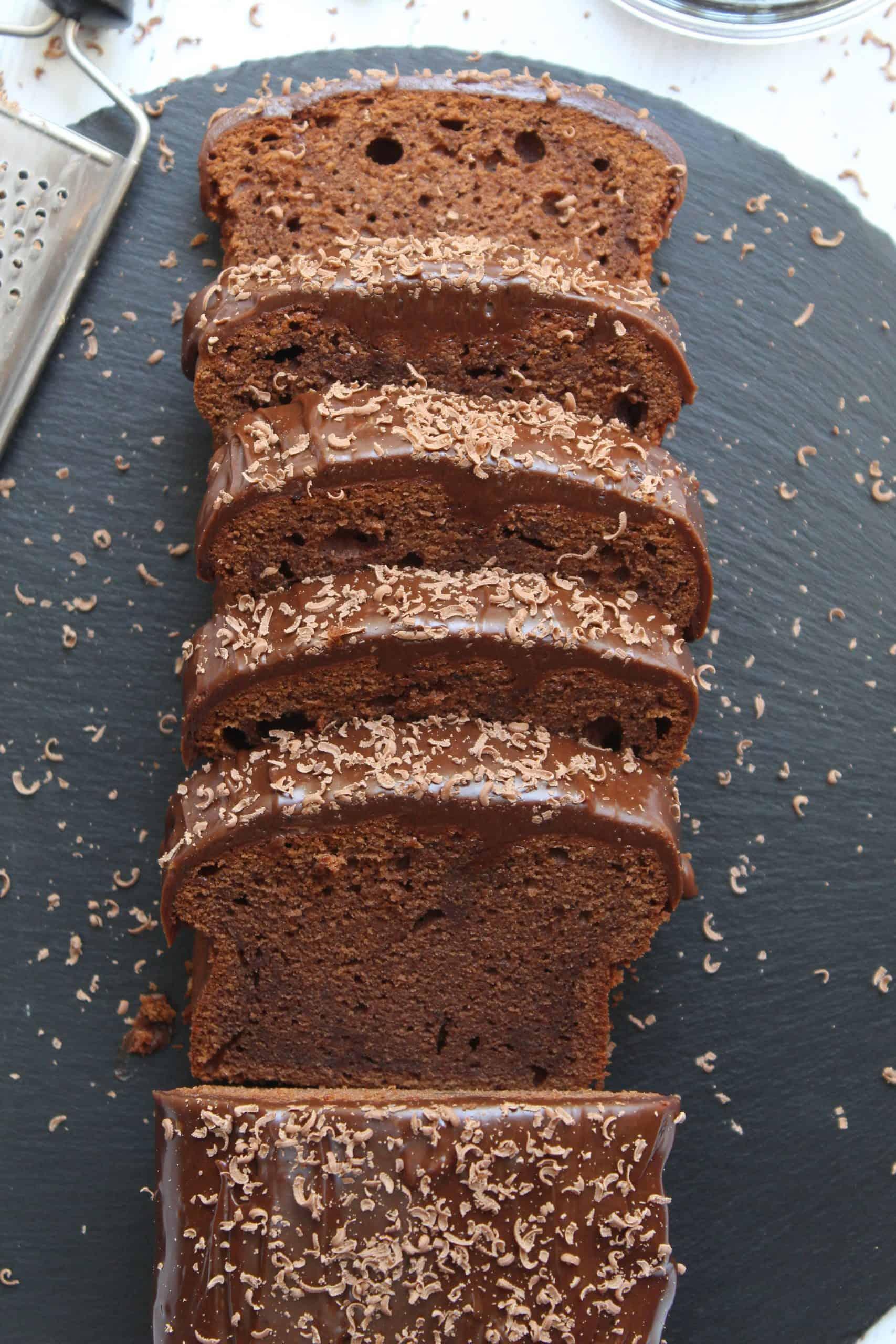gluten free chocolate coffee cake mocha loaf cake recipe 90