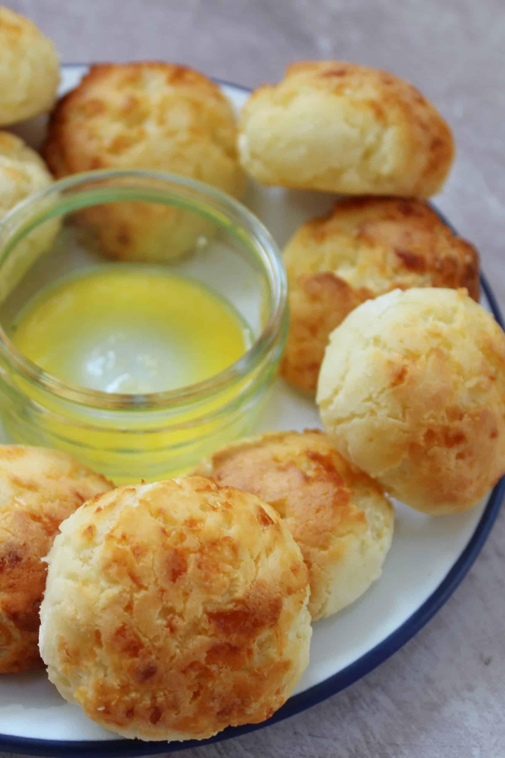 gluten free doughballs recipe no yeast