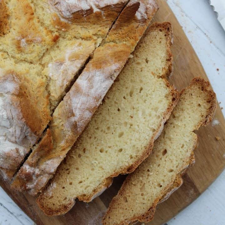 gluten free soda bread yeast free recipe 89