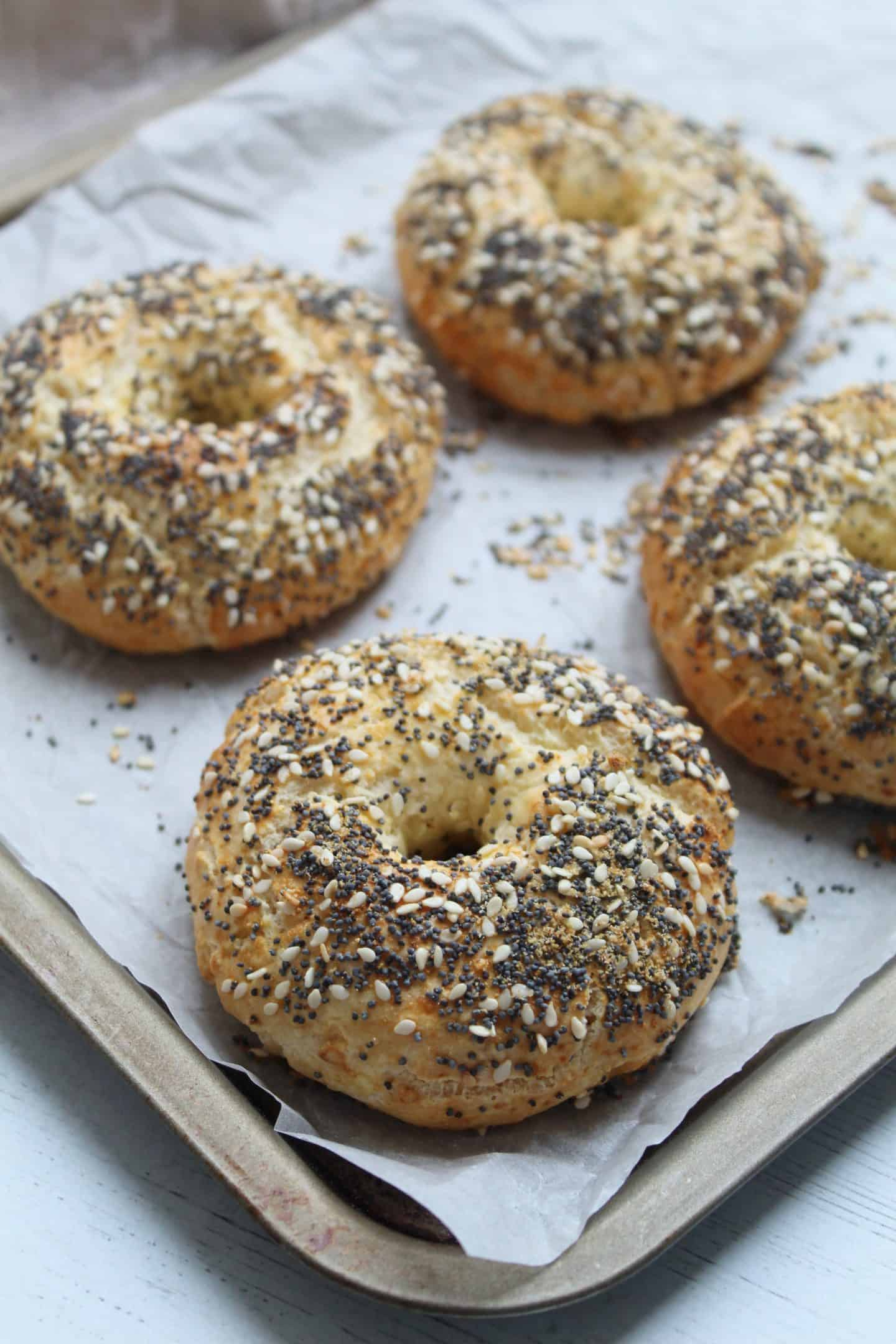 easy gluten free bagel recipe hack 15