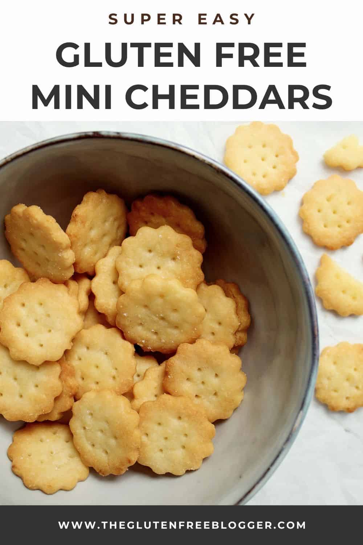 gluten free mini cheddars recipe cheese biscuits ritz crackers (2)