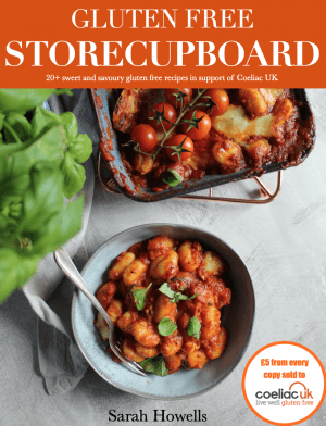 gluten free storecupboard recipe book for coeliac uk 1