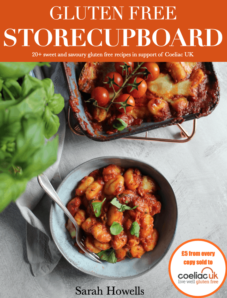 gluten free storecupboard recipe book for coeliac uk 1